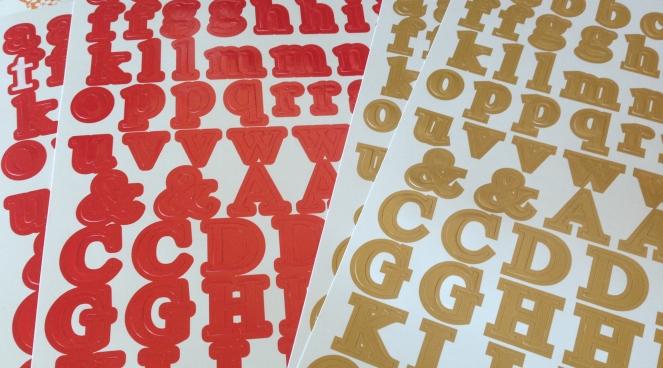 oriental letters
