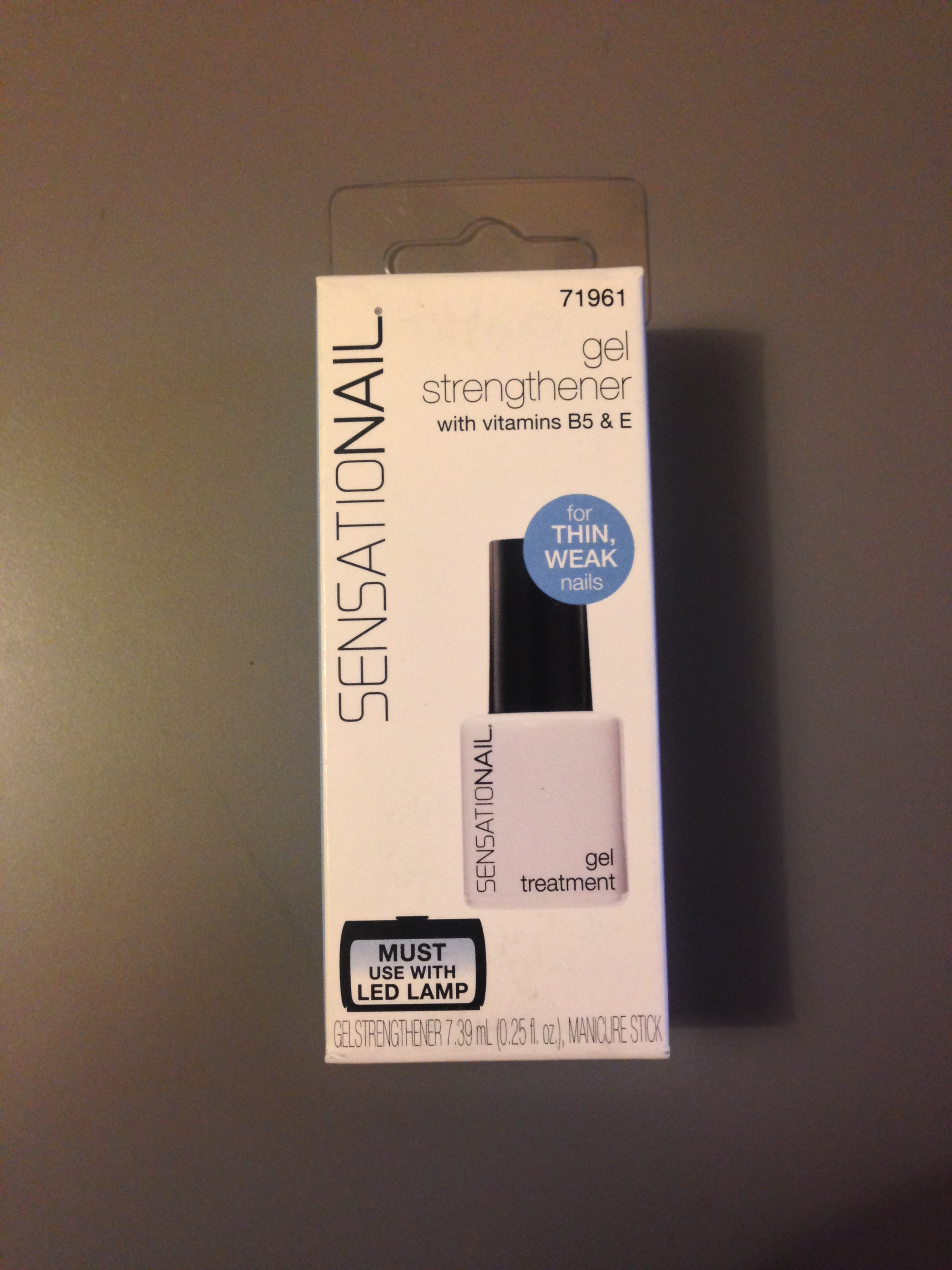 sensationail gel primer instructions