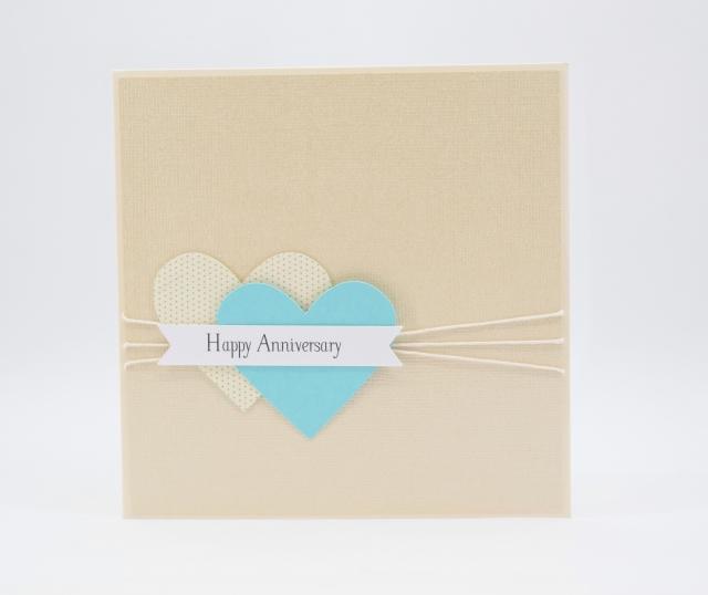 Simple anniversary