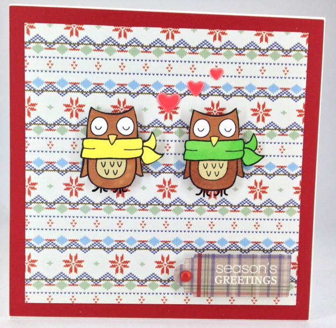 red owl card