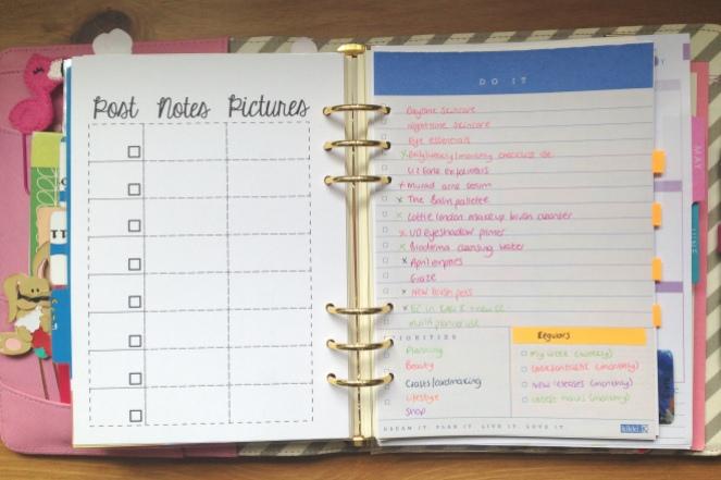 blog post planning 1