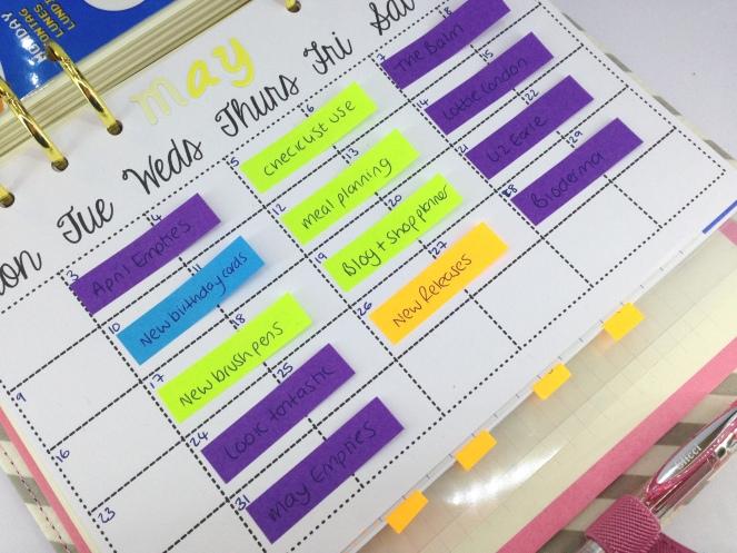 blog post planning 2